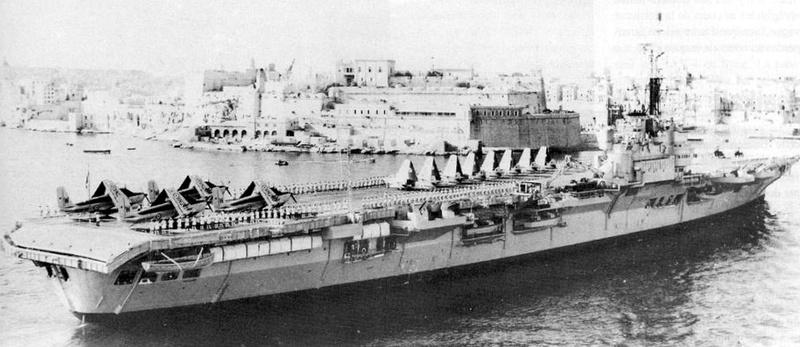 COLOSSUS - Porte-avions classe COLOSSUS britannique. - Page 2 Vikran10