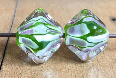 some recent beads Apr2210