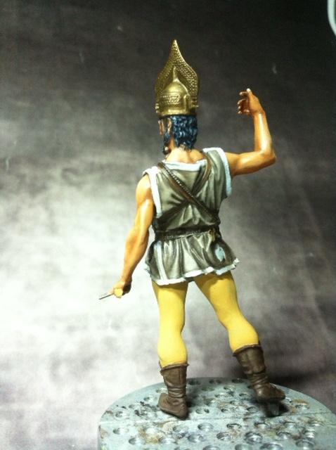 Guerrier Etrusque Villanovien par BONO Photo_41