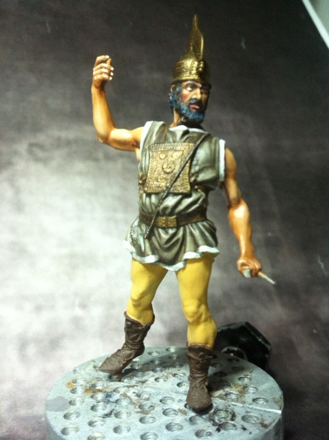 Guerrier Etrusque Villanovien par BONO Photo_43