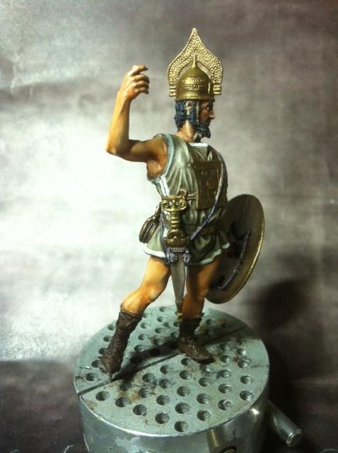 Guerrier Etrusque Villanovien par BONO Photo_48