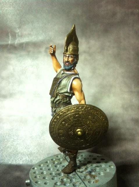 Guerrier Etrusque Villanovien par BONO Photo_49