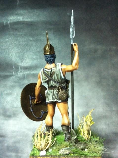 Guerrier Etrusque Villanovien par BONO Photo_53