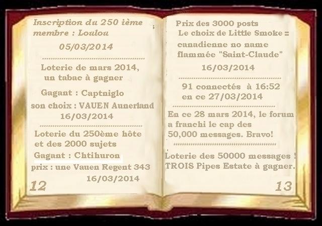 Le livre d'or du Manoir Livred43