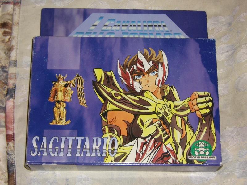 Cavalieri - (Cerco) cavalieri dello zodiaco con scatola a tempio Sagitt10