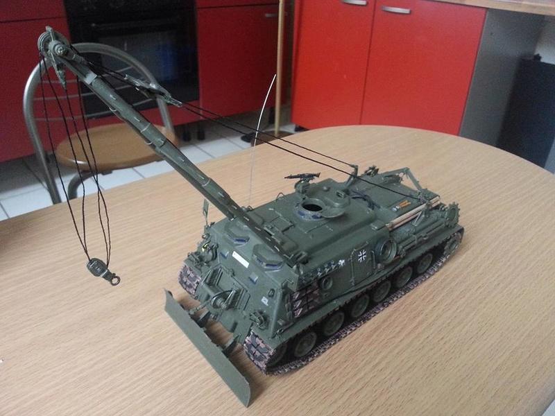 Bergepanzer M88 A1  16649410