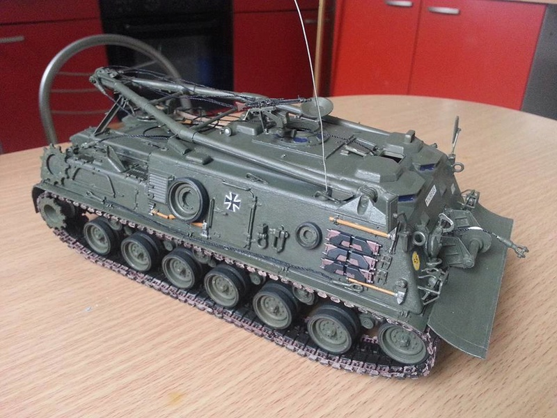 Bergepanzer M88 A1  16807510