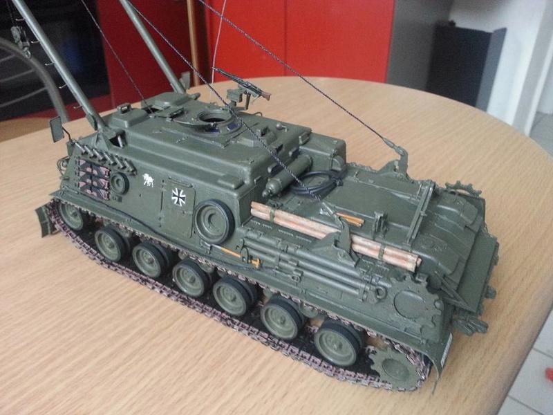 Bergepanzer M88 A1  16807511