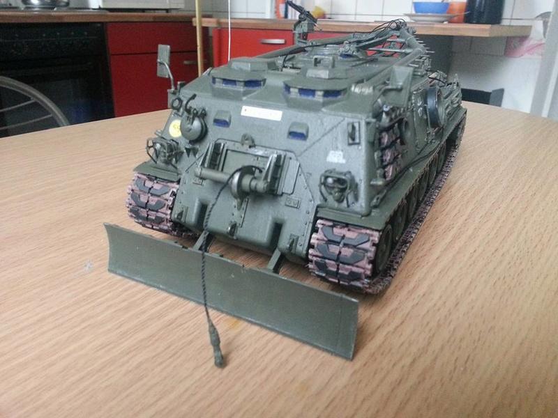 Bergepanzer M88 A1  16807710