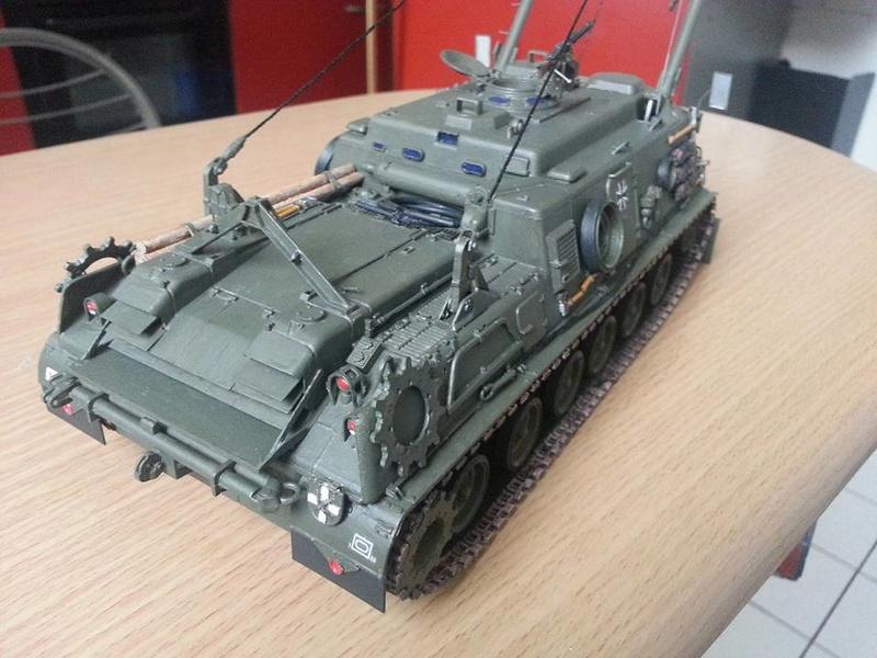 Bergepanzer M88 A1  16807711