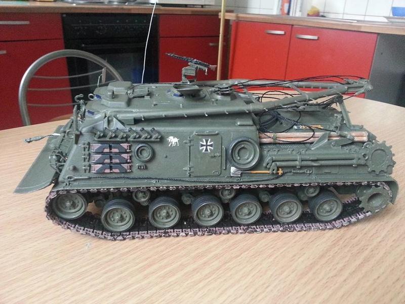 Bergepanzer M88 A1  16832010