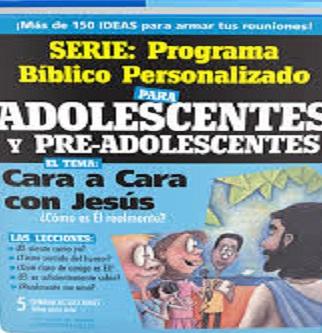 Programa Bíblico personalizado para adolescentes y pre-adolescentes Descar10