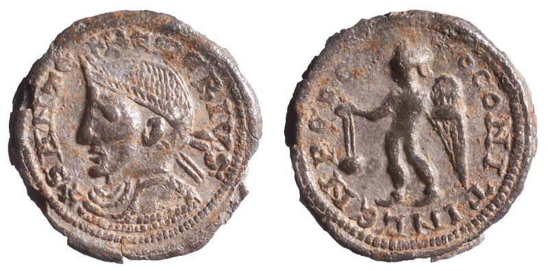 Monnaie en plomb Pict0014