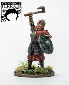 [Saga] La série Vikings en miniature Gudrun10