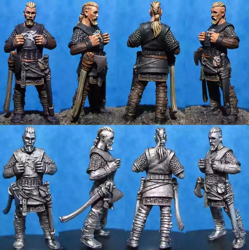 [Saga] La série Vikings en miniature Hfh11710