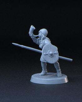 [Saga] La série Vikings en miniature Ingrid10