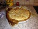 [Dessert] : Tarte aux pommes à la cannelle Img_0410