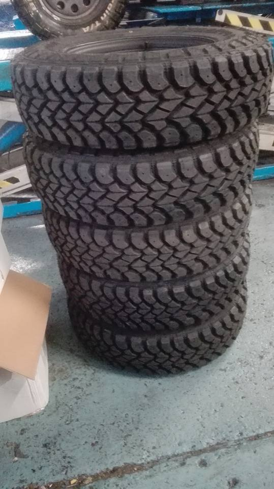 Jimny passage en 16 votre avis pneu 205/80/16 ou 215/85/16 18402710
