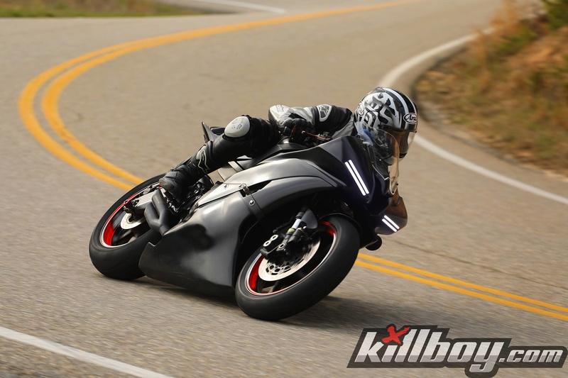 Yamaha YZF R6  17239610