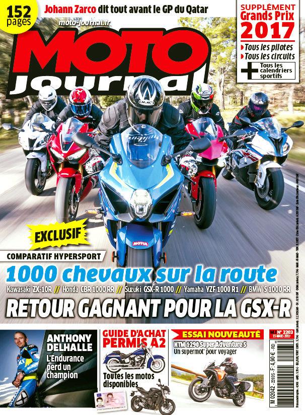 Livre, Magazine, En kiosque, Presse Spécialisée, Canard Moto, Bouquin  - Page 16 17352110