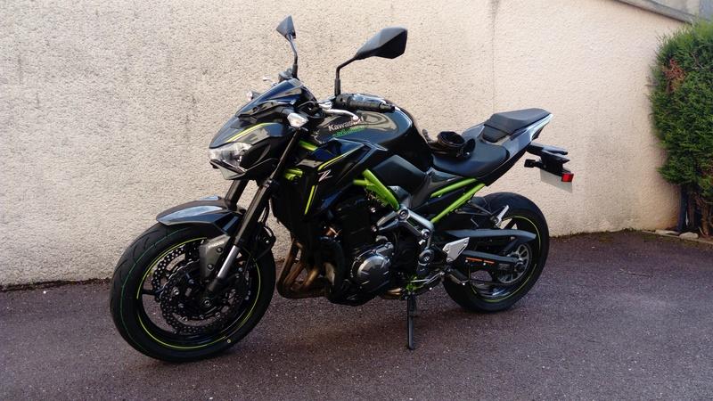 Mon essai de la Kawasaki z 900 2017 Dsc_0411