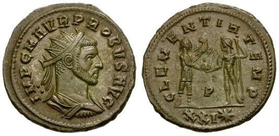 Aurelianus de Probus Rrt72y11