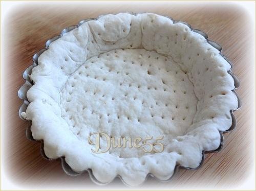 Tarte crumble aux pommes et caramel beurre salé 65jd8411