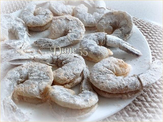 Crevettes cajun sel et poivre Xlixyz10