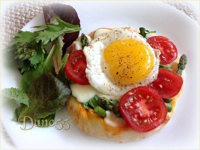 Pizza matinale énergisante Zrzwdd10