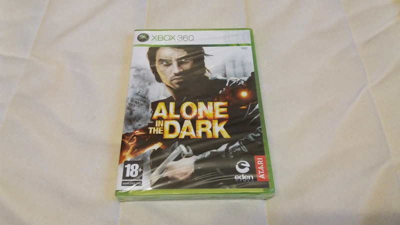[VDS/ECH] Collection de 41 jeux XBOX 360 de BE à neuf sous blister Alone10