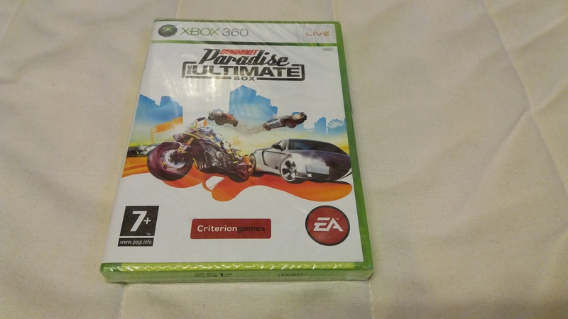 [VDS/ECH] Collection de 41 jeux XBOX 360 de BE à neuf sous blister Burnou10