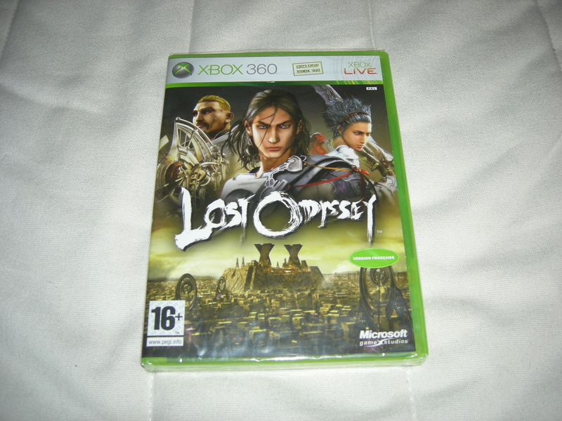 [VDS/ECH] Collection de 41 jeux XBOX 360 de BE à neuf sous blister Lost_o10