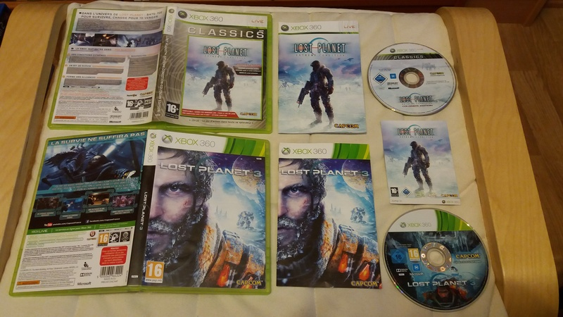 [VDS/ECH] Collection de 41 jeux XBOX 360 de BE à neuf sous blister Lost_p10