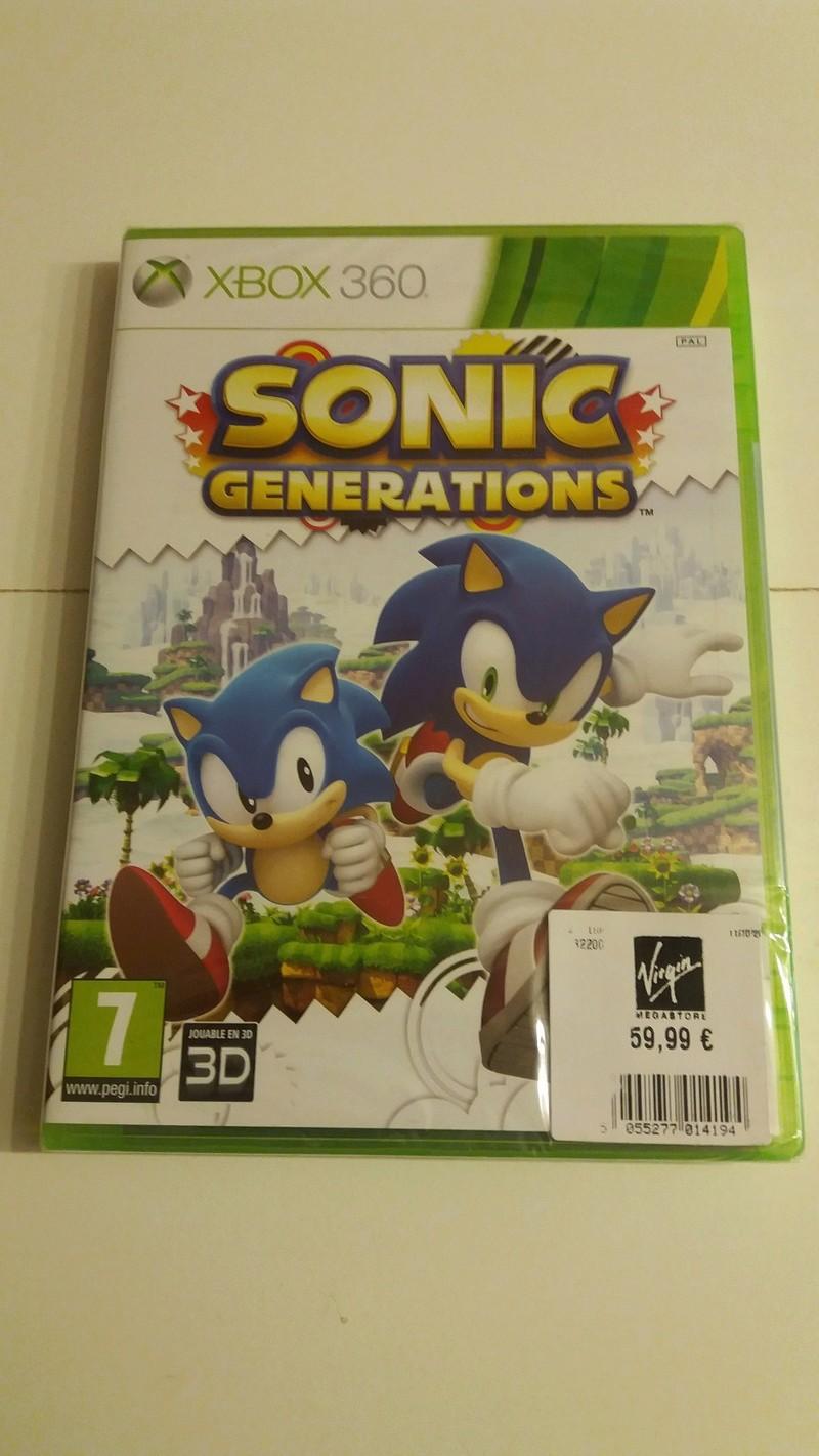 [VDS/ECH] Collection de 41 jeux XBOX 360 de BE à neuf sous blister Sonic_10