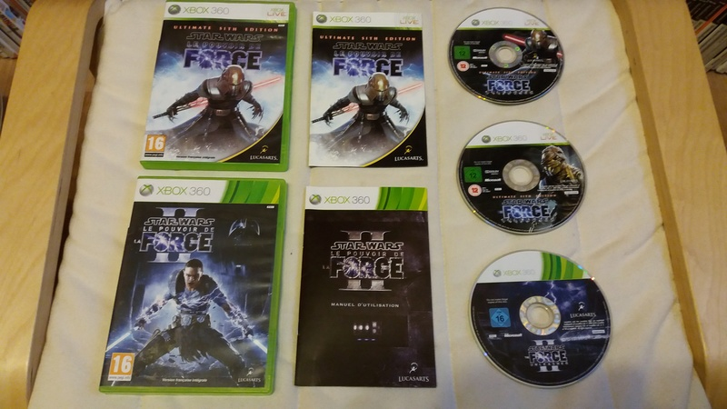 [VDS/ECH] Collection de 41 jeux XBOX 360 de BE à neuf sous blister Star_w10