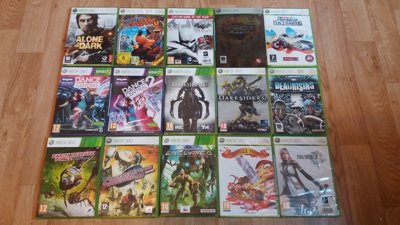 [VDS/ECH] Collection de 41 jeux XBOX 360 de BE à neuf sous blister Z_lot_10