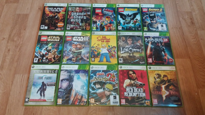 [VDS/ECH] Collection de 41 jeux XBOX 360 de BE à neuf sous blister Z_lot_11