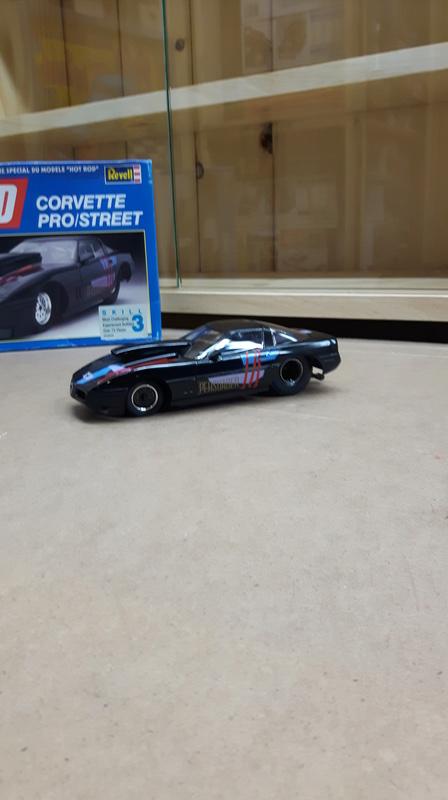 corvette pro street 20170332