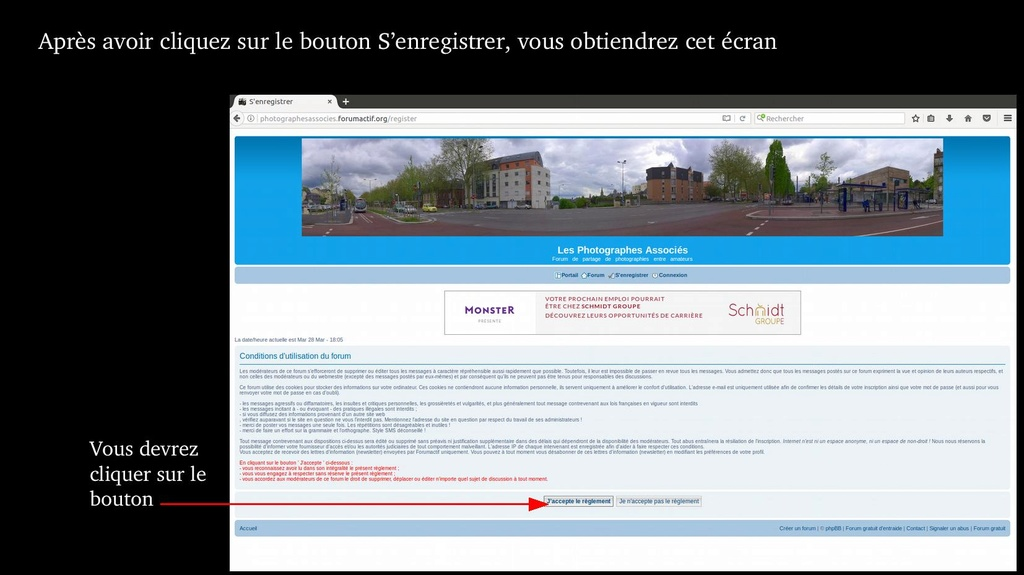 Tuto  - Fonctionnement du forum, Comment faire Forum_12