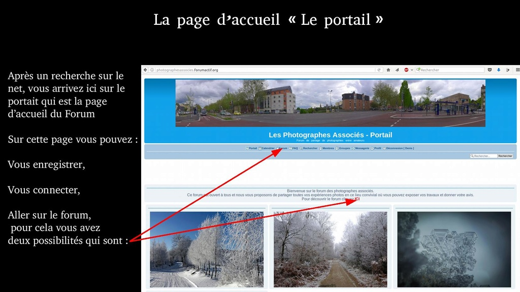 Tuto  - Fonctionnement du forum, Comment faire Forum_17