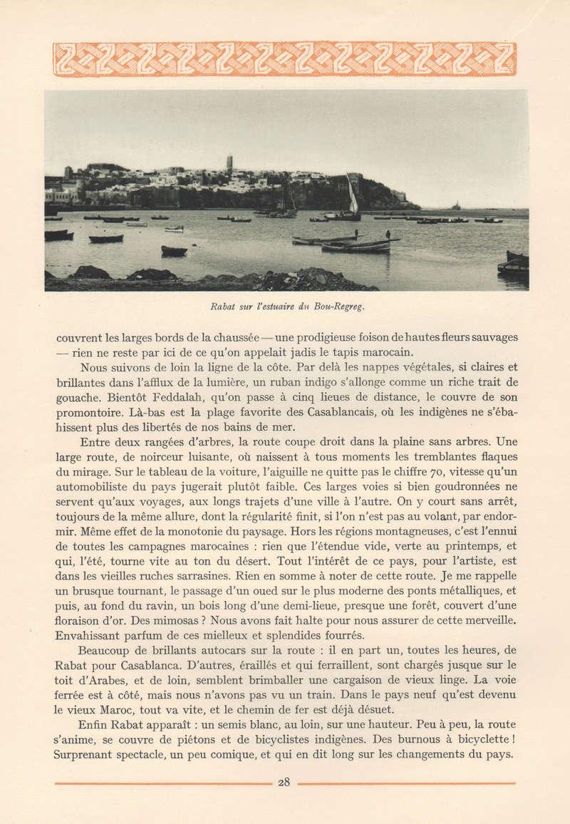 VISIONS DU MAROC, André CHEVRILLON. 04-vis11