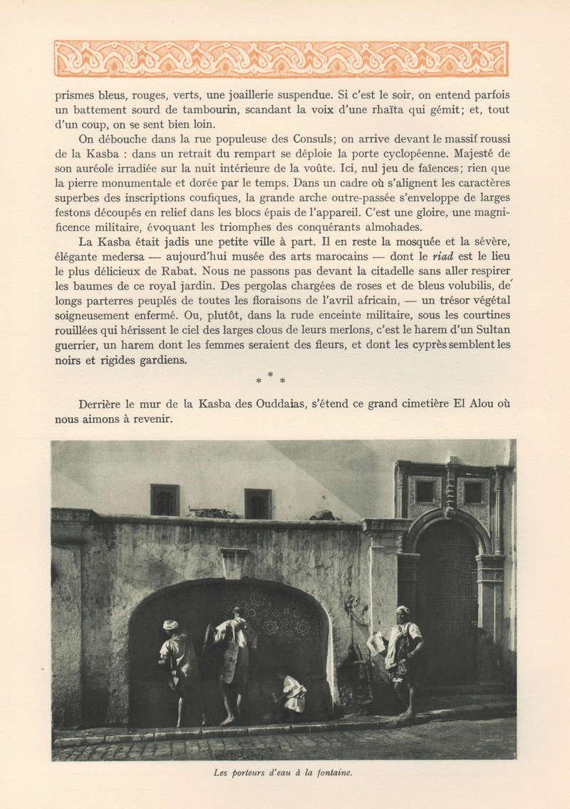 VISIONS DU MAROC, André CHEVRILLON. - Page 2 10-vis12