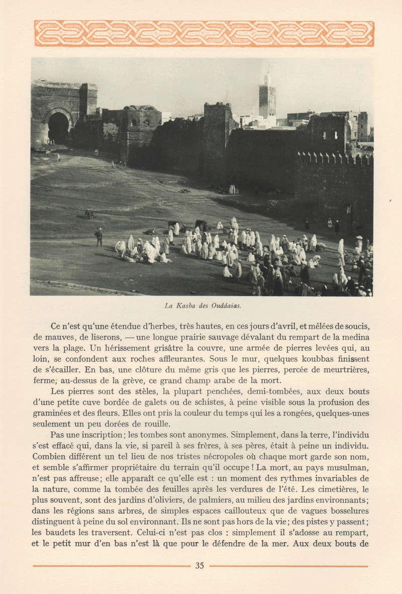 VISIONS DU MAROC, André CHEVRILLON. - Page 2 11-vis11