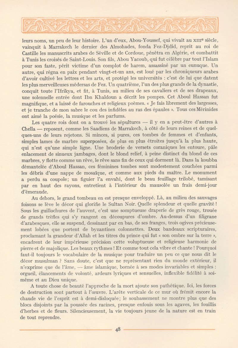 VISIONS DU MAROC, André CHEVRILLON. - Page 2 11-vis12