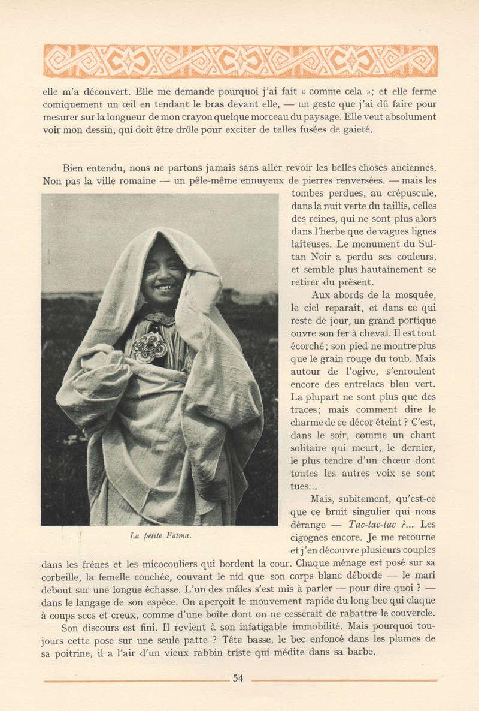 VISIONS DU MAROC, André CHEVRILLON. - Page 2 17-vis11