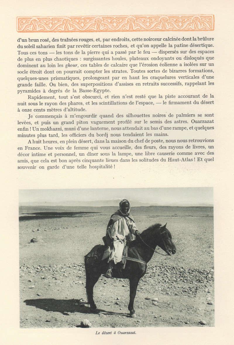 VISIONS DU MAROC, André CHEVRILLON. - Page 4 Visio106