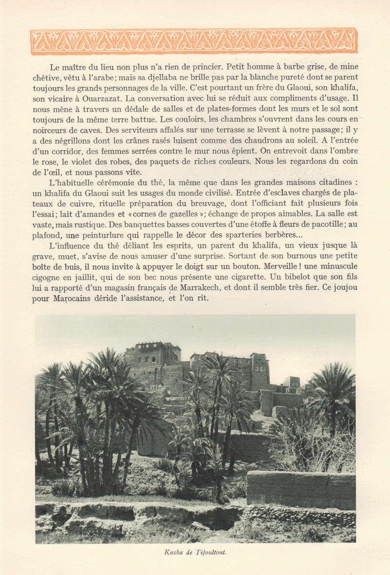 VISIONS DU MAROC, André CHEVRILLON. - Page 5 Visio111