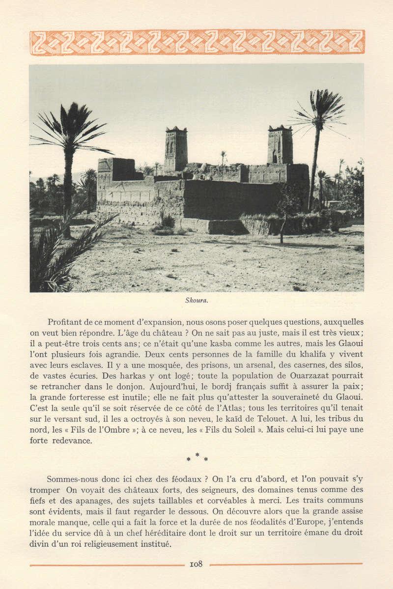 VISIONS DU MAROC, André CHEVRILLON. - Page 5 Visio112