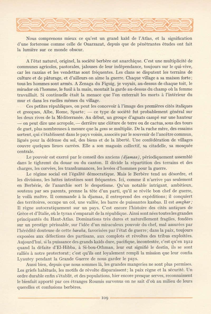 VISIONS DU MAROC, André CHEVRILLON. - Page 5 Visio113