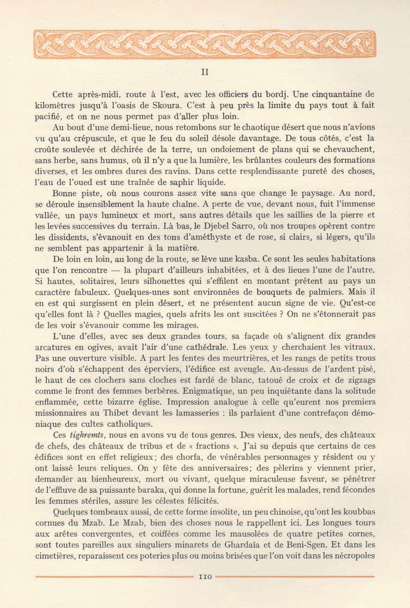 VISIONS DU MAROC, André CHEVRILLON. - Page 5 Visio114